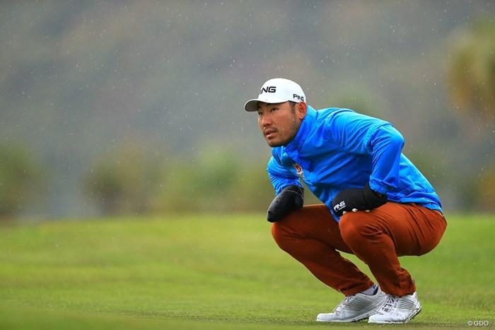 今日もカツオだな 2019年 カシオワールドオープンゴルフトーナメント 初日 チャン・キム