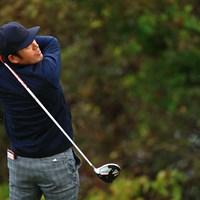 ホソン先輩ぐらいになるとフィニッシュお尻見えるから 2019年 カシオワールドオープンゴルフトーナメント 初日 チェ・ホソン