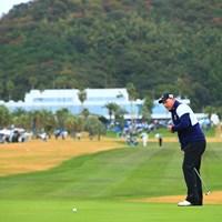 3アンダーで14位T発進 2019年 カシオワールドオープンゴルフトーナメント 初日 ショーン・ノリス