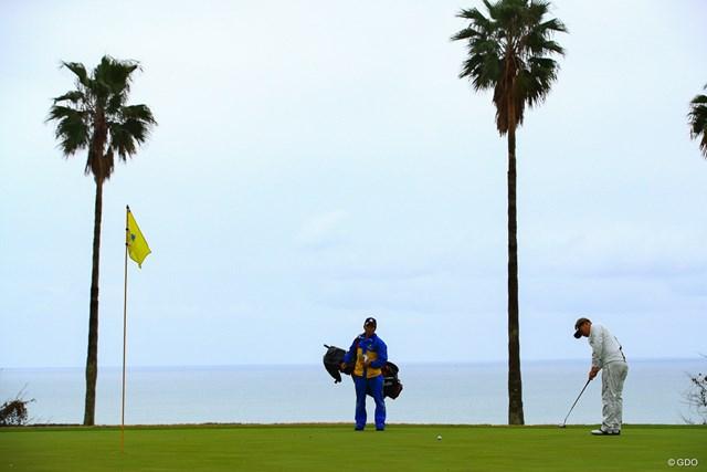 2019年 カシオワールドオープンゴルフトーナメント 初日 池村寛世 黒潮はこんなところ