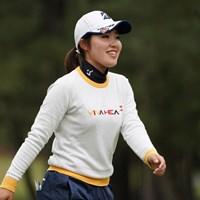 2位発進、お見事だわ 2019年 LPGAツアーチャンピオンシップリコーカップ 初日 古江彩佳