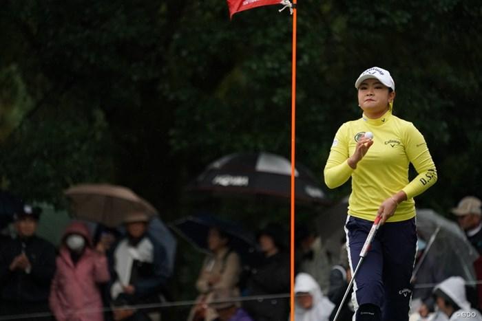 パー発進 2019年 LPGAツアーチャンピオンシップリコーカップ 初日 河本結