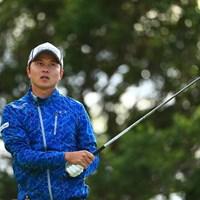 大堀裕次郎は1Wショットに苦しむシーズンを送った ※撮影は大会初日 2019年 カシオワールドオープンゴルフトーナメント 2日目 大堀裕次郎
