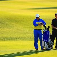 まさかの今週大金星か!? 2019年 カシオワールドオープンゴルフトーナメント 2日目 小林伸太郎