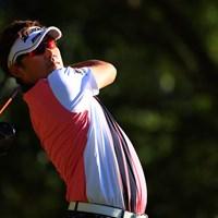 グラサンの光り方がエロい 2019年 カシオワールドオープンゴルフトーナメント 2日目 秋吉翔太
