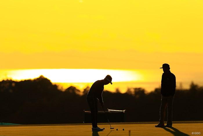 明日の為に…打つべし 2019年 カシオワールドオープンゴルフトーナメント 2日目 久保谷健一