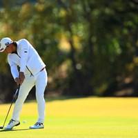 堀川選手の白コーデは結構好き 2019年 カシオワールドオープンゴルフトーナメント 2日目 堀川未来夢