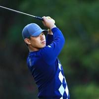 なんかサッカー選手の本田圭佑さんのイメージ 2019年 カシオワールドオープンゴルフトーナメント 2日目 中西直人