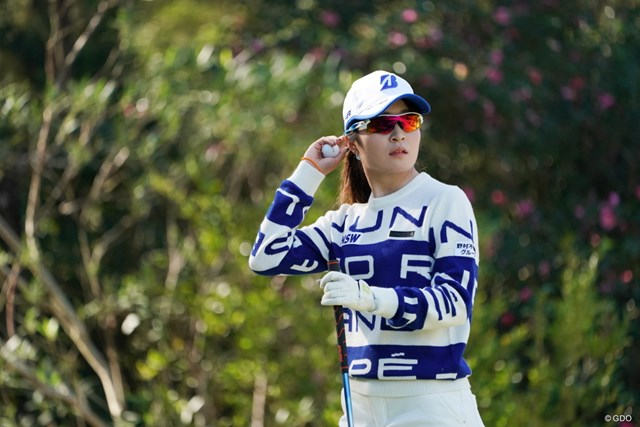 2019年 LPGAツアーチャンピオンシップリコーカップ 2日目 三ヶ島かな 2アンダー6位タイ