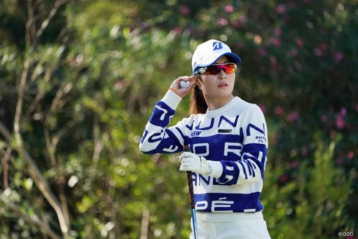 2アンダー6位タイ 2019年 LPGAツアーチャンピオンシップリコーカップ 2日目 三ヶ島かな