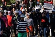 2019年 LPGAツアーチャンピオンシップリコーカップ 2日目 河本結