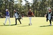 2019年 LPGAツアーチャンピオンシップリコーカップ 2日目 渋野日向子 柏原明日架