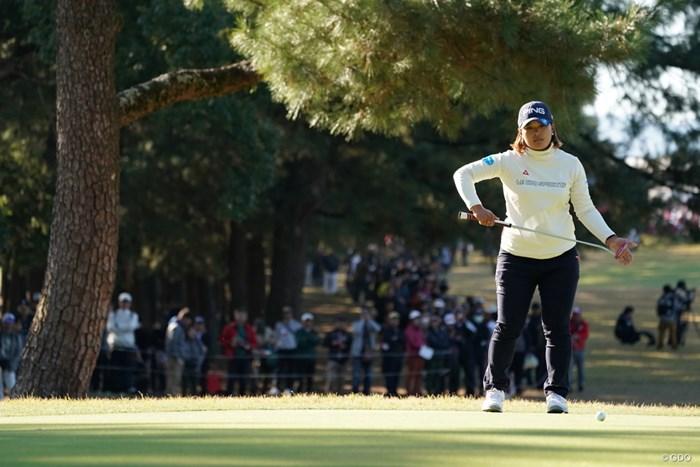 鈴木愛は高麗グリーンを攻略できるか 2019年 LPGAツアーチャンピオンシップリコーカップ 3日目 鈴木愛