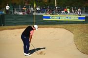 2019年 カシオワールドオープンゴルフトーナメント 3日目 キム・キョンテ