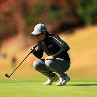 Hole7 par5   Eagle putt 2019年 カシオワールドオープンゴルフトーナメント 3日目 石川遼