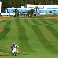 Hole1  は気持ちのいい打ち下ろし 2019年 カシオワールドオープンゴルフトーナメント 3日目 小林伸太郎