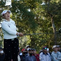 申ジエがツアー史上初の平均ストローク60台へ挑む 2019年 LPGAツアーチャンピオンシップリコーカップ 3日目 申ジエ