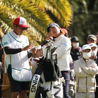泣いてないよね 2019年 LPGAツアーチャンピオンシップリコーカップ 3日目 鈴木愛