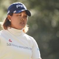 あかん顔してるな 2019年 LPGAツアーチャンピオンシップリコーカップ 3日目 鈴木愛