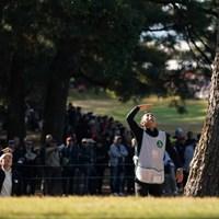 残酷だな~ 2019年 LPGAツアーチャンピオンシップリコーカップ 3日目 申ジエ
