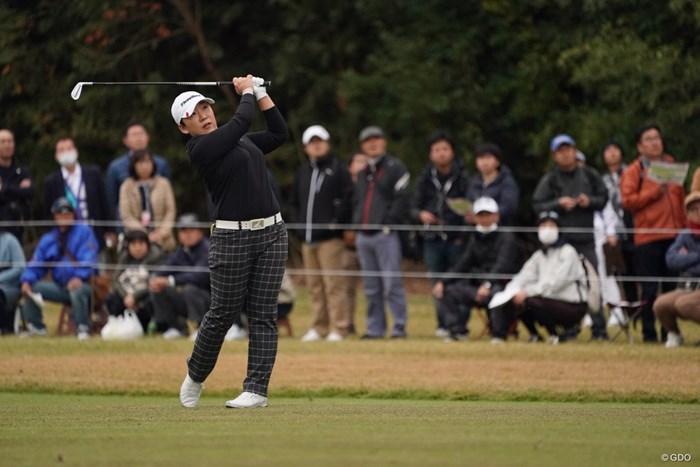 申ジエ 2019年 LPGAツアーチャンピオンシップリコーカップ 最終日 申ジエ