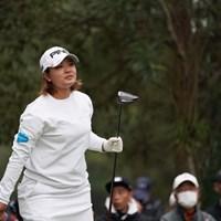「68」でホールアウトした鈴木愛 2019年 LPGAツアーチャンピオンシップリコーカップ 最終日 鈴木愛