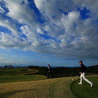必ず返ってくるよ彼は 2019年 カシオワールドオープンゴルフトーナメント 最終日 片岡大育