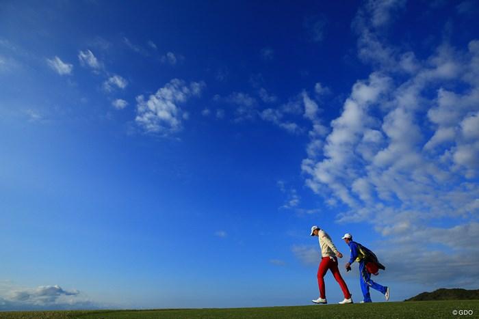 シード獲得 2019年 カシオワールドオープンゴルフトーナメント 最終日 塩見好輝