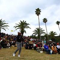誰もボールに当たらず良かった 2019年 カシオワールドオープンゴルフトーナメント 最終日 チャン・キム