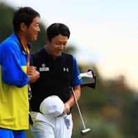 キム・キョンテは島中大輔キャディと復活優勝の涙を流した 2019年 カシオワールドオープンゴルフトーナメント 最終日 キム・キョンテ