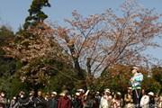 横峯さくら/Tポイントレディス初日