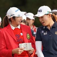 おっと~カンニングペーパー 2019年 LPGAツアーチャンピオンシップリコーカップ 最終日 渋野日向子&ぺ・ソンウ
