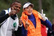 2019年 LPGAツアーチャンピオンシップリコーカップ 最終日 原英莉花