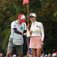 よしよしっと 2019年 LPGAツアーチャンピオンシップリコーカップ 最終日 イ・ボミ