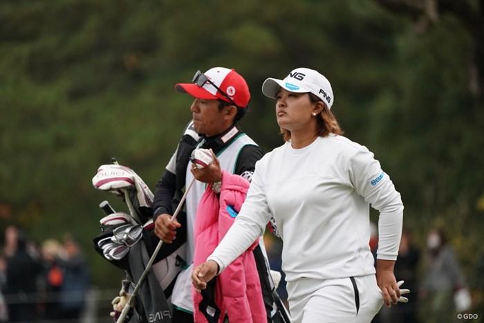 負けられない戦いがここにある 2019年 LPGAツアーチャンピオンシップリコーカップ 最終日 鈴木愛