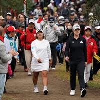 ロード 2019年 LPGAツアーチャンピオンシップリコーカップ 最終日 鈴木愛