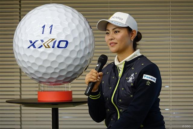 新垣比菜 プロゴルファーのほかに「小さいときCAになりたかった」と打ち明けた