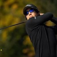 初日のフェアウェイキープ率でトップタイの数字を記録した石川遼 2019年 ゴルフ日本シリーズJTカップ 初日 石川遼
