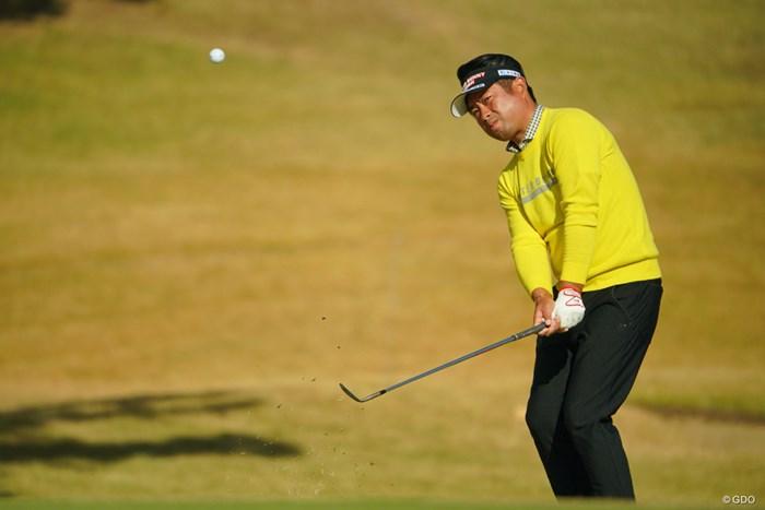 7オーバーとはどうしちゃった? 2019年 ゴルフ日本シリーズJTカップ 初日 池田勇太