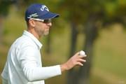 2019年 ゴルフ日本シリーズJTカップ 初日 ブレンダン・ジョーンズ
