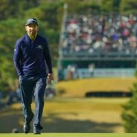 韓国で行われたシンハン ドンヘ オープンで初優勝! 2019年 ゴルフ日本シリーズJTカップ 初日 ジェイブ・クルーガー