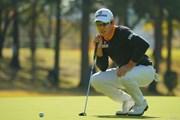 2019年 ゴルフ日本シリーズJTカップ 初日 キム・キョンテ