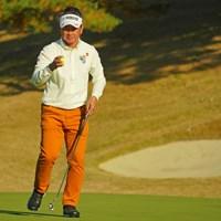 3年ぶりに最終戦の舞台へ戻ってきた藤田寛之 2019年 ゴルフ日本シリーズJTカップ 初日 藤田寛之