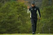 2019年 ゴルフ日本シリーズJTカップ 2日目 小平智