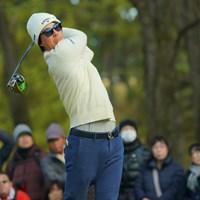 石川遼は課題の1Wショットが2日連続で安定 2019年 ゴルフ日本シリーズJTカップ 2日目 石川遼