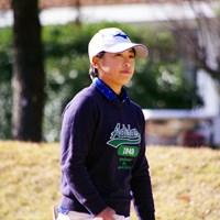 女子高生プロの西郷真央 2019年 ファイナルクォリファイングトーナメント 最終日 西郷真央