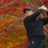 時松隆光が通算6アンダーとした 2019年 ゴルフ日本シリーズJTカップ 3日目 時松隆光