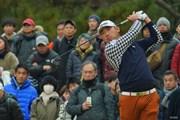 2019年 ゴルフ日本シリーズJTカップ 3日目 チャン・キム