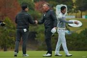 2019年 ゴルフ日本シリーズJTカップ 3日目 ショーン・ノリス