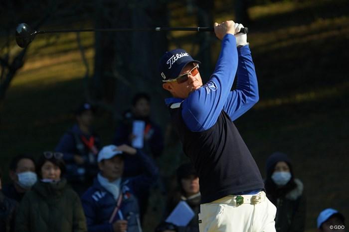 ブラッド・ケネディ 2019年 ゴルフ日本シリーズJTカップ 最終日 ブラッド・ケネディ